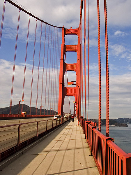 Photo Report The Golden Gate Bridge Is Amp Awesome